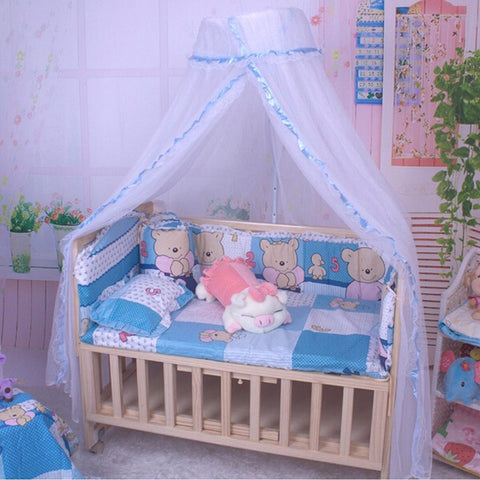 Canopy Style Crib Mosquito Net by Baby in Motion