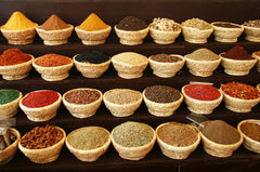 The Middle-Eastern Spice Collection