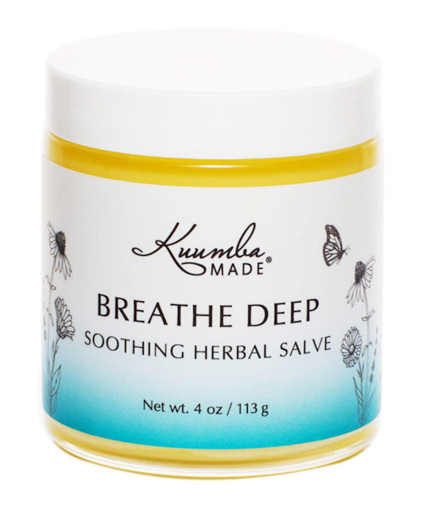 Breathe Deep - Chest Rub