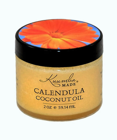 calendula-coconut-oil-for-sunburn