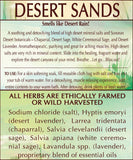 Desert Sands - Botanical Bath Salt