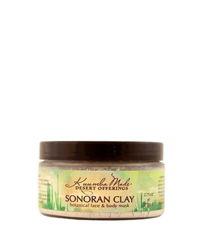 Sonoran Clay - Botanical Face & Body Mask
