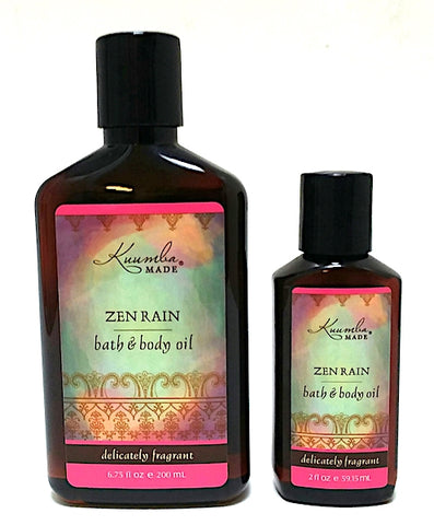 Zen Rain - Bath & Body Oil