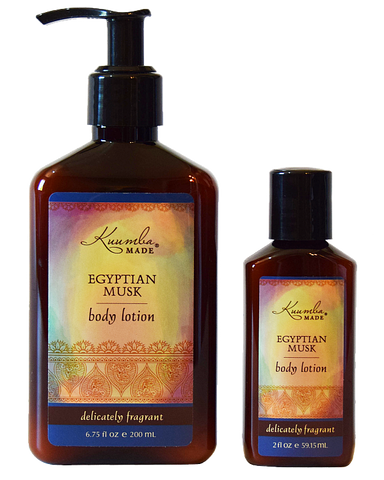 Egyptian Musk Body Lotion