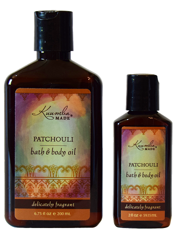 Patchouli - Bath & Body Oil