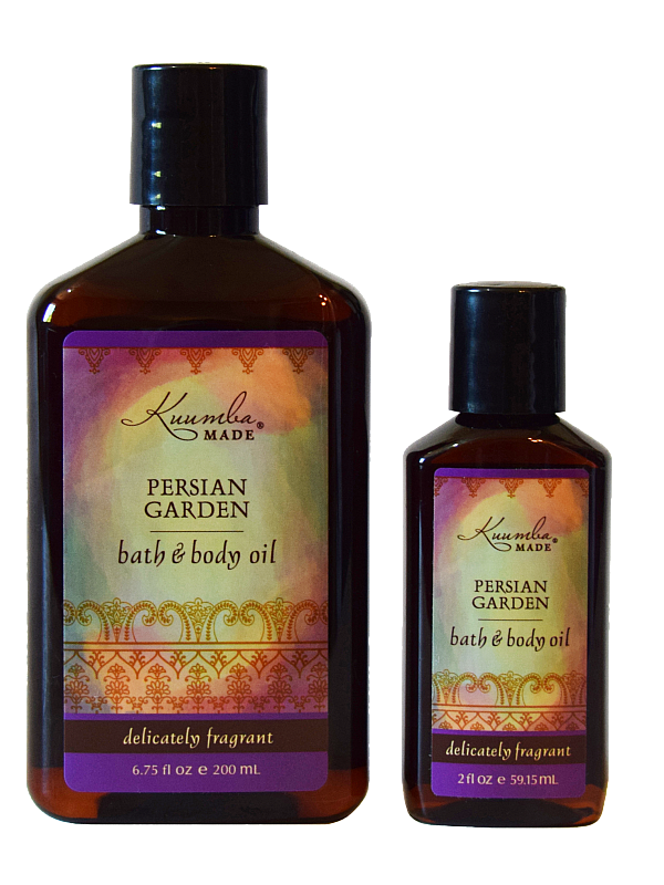 Persian Garden - Bath & Body Oil