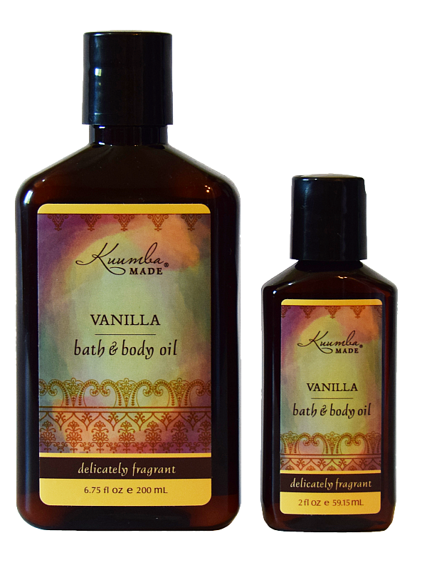 Vanilla - Bath & Body Oil