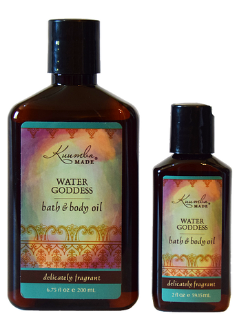 Water Goddess - Bath & Body Oil