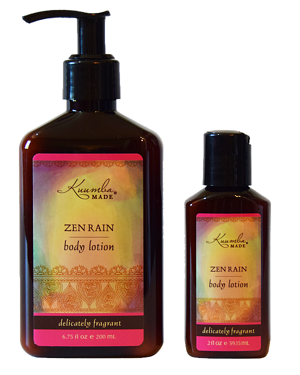 Zen Rain Body Lotion