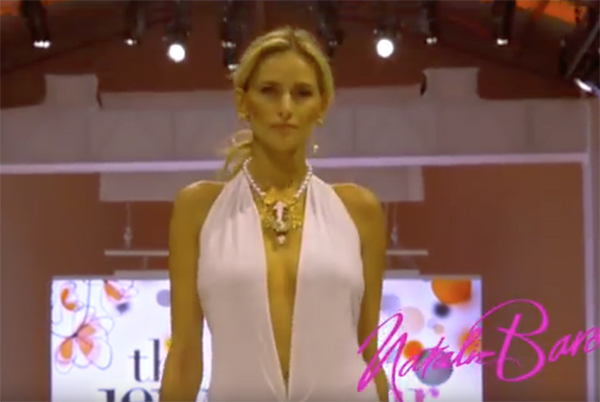 Natalie Baroni's Goddess Luxury Resort Fashion Show
