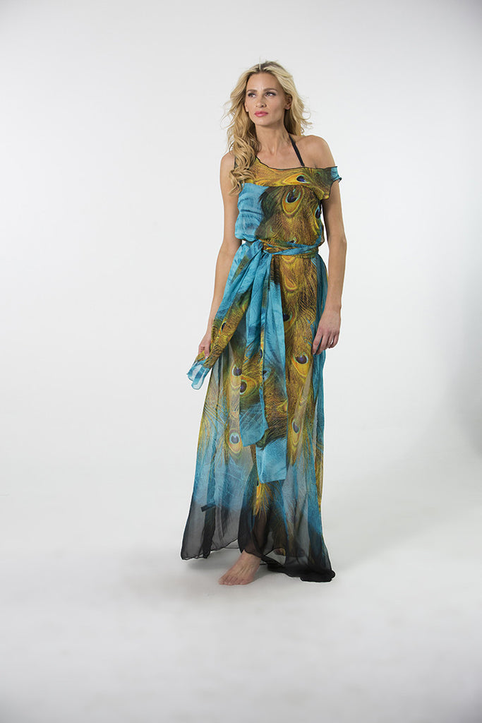 Aphrodite Chiffon Dress