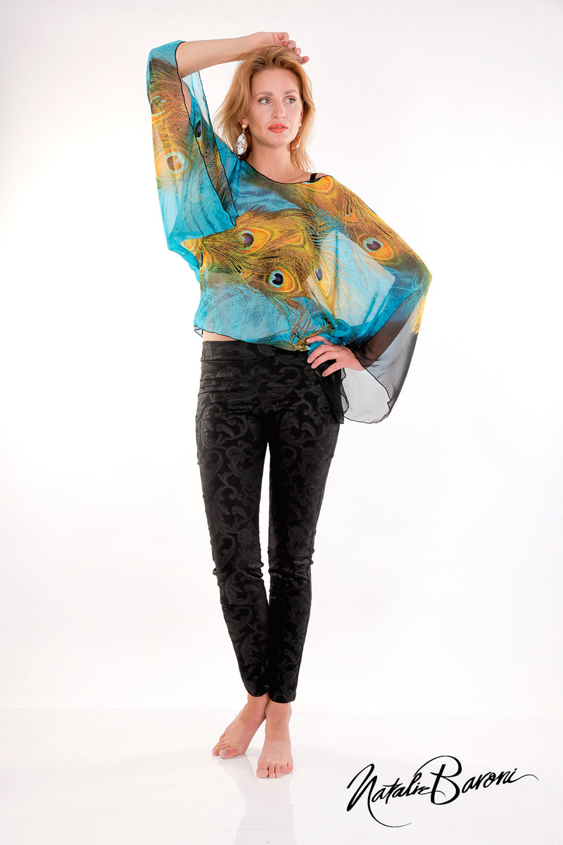 Long Sleeve Top - Venezia
