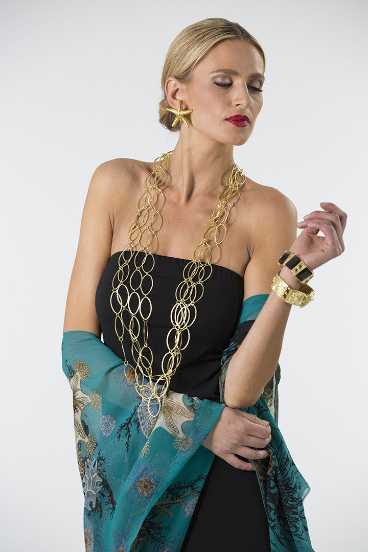 Jewelry Designed by Natalie Baroni (D)