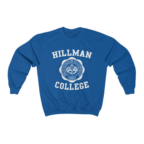 Hillman Dove Sweatshirt - Blue