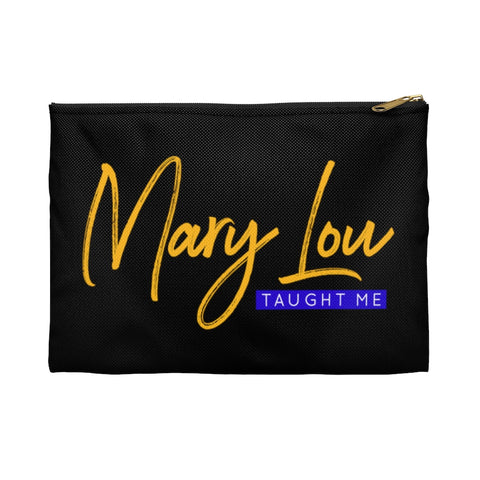 Mary Lou Taught Me Pouch