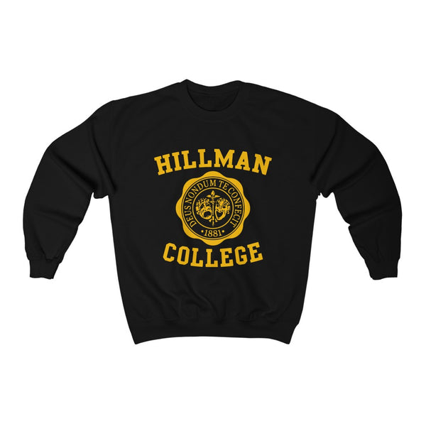 Hillman Ice Cold Sweatshirt - Black