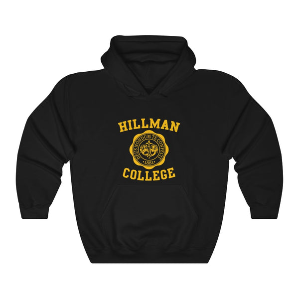 Hillman Ice Cold Hoodie - Black