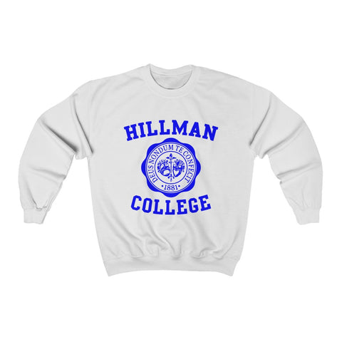 Hillman Dove Sweatshirt - White