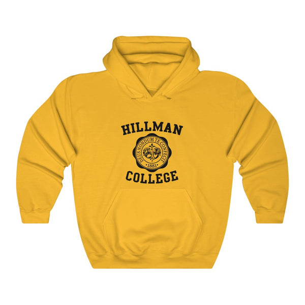 Hillman Ice Cold Hoodie - Gold