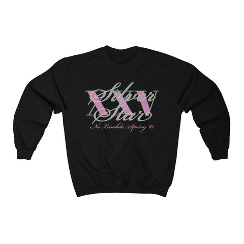 Custom Silver Star Sweatshirt