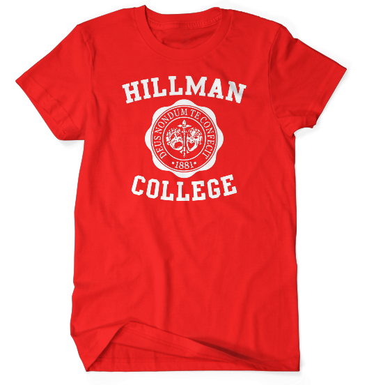 Hillman Pretty Boy (Red)