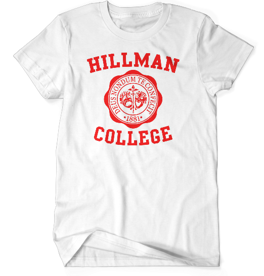 Hillman Pretty Boy (White)