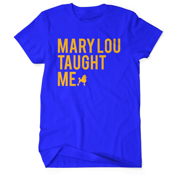 Mary Lou Taught Me