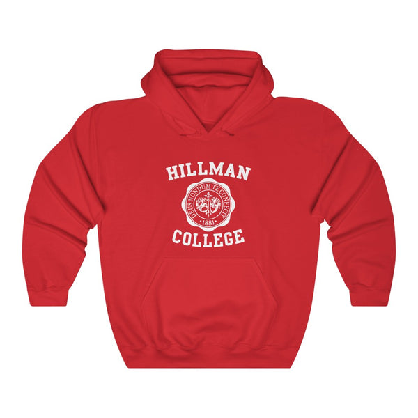 Hillman Pretty Boy Hoodie - Red