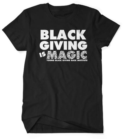Black Giving is Magic