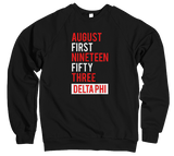 Chapter Charter Sweatshirt