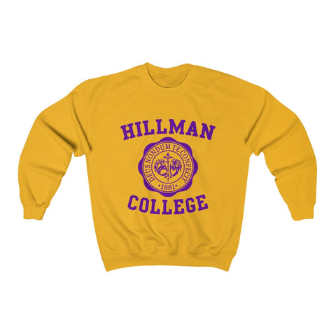 Hillman Dawgs Sweatshirt - Gold