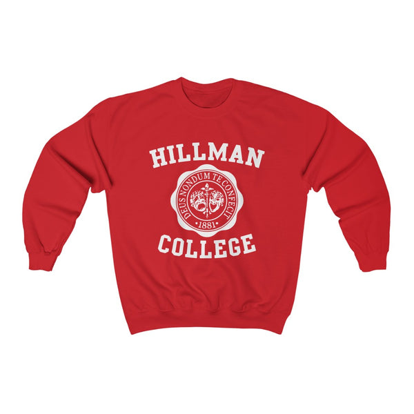 Hillman Diva Sweatshirt - Red