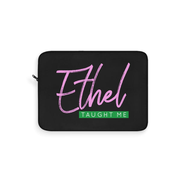 Ethel Taught Me Laptop Sleeve