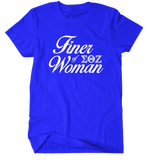 Finer Woman Chapter Tee