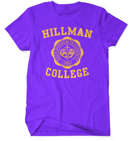 Hillman Dawg (Purple)