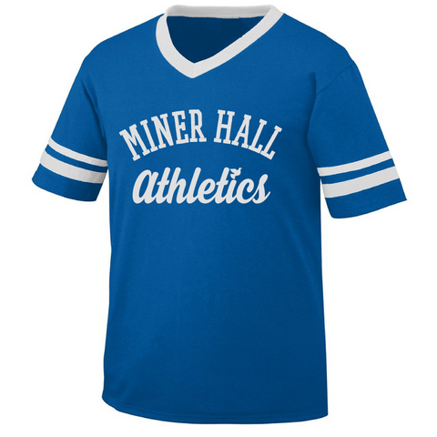 Miner Hall Athletics - 20 Edition