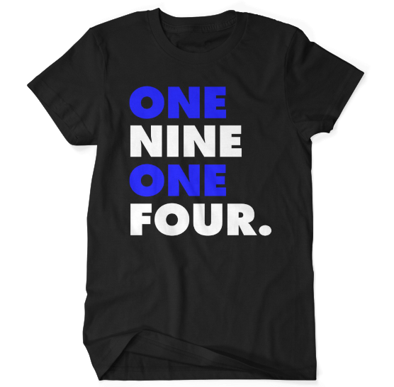 One Nine One Four
