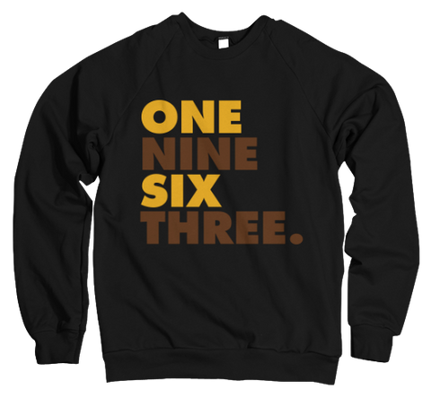 One Nine Six Three Sweatshirt