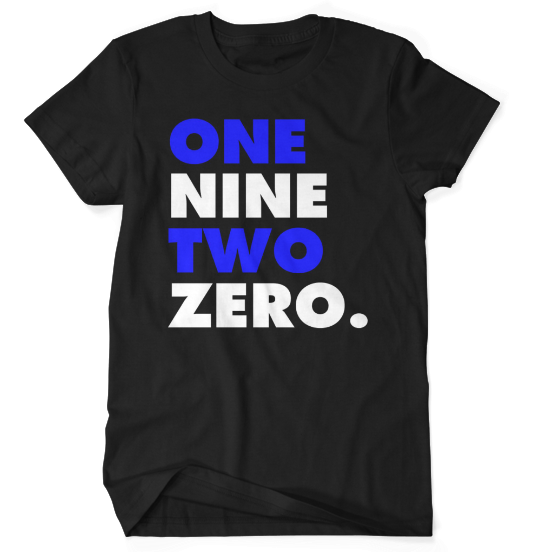 One Nine Two Zero