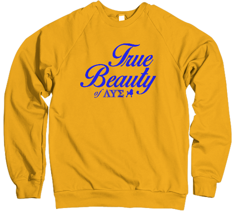 True Beauty Chapter Sweatshirt