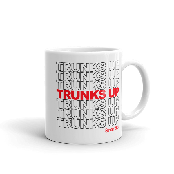 Trunks Up Mug