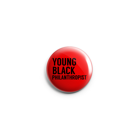 Young Black Philanthropist