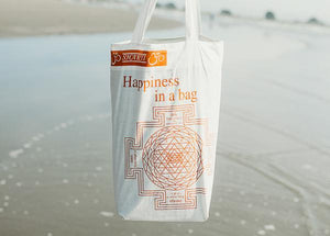 Shakti Happiness Bag - White