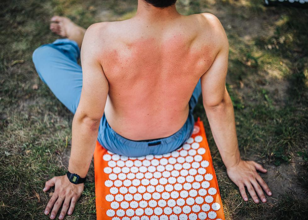 Shakti Mat Original - Orange