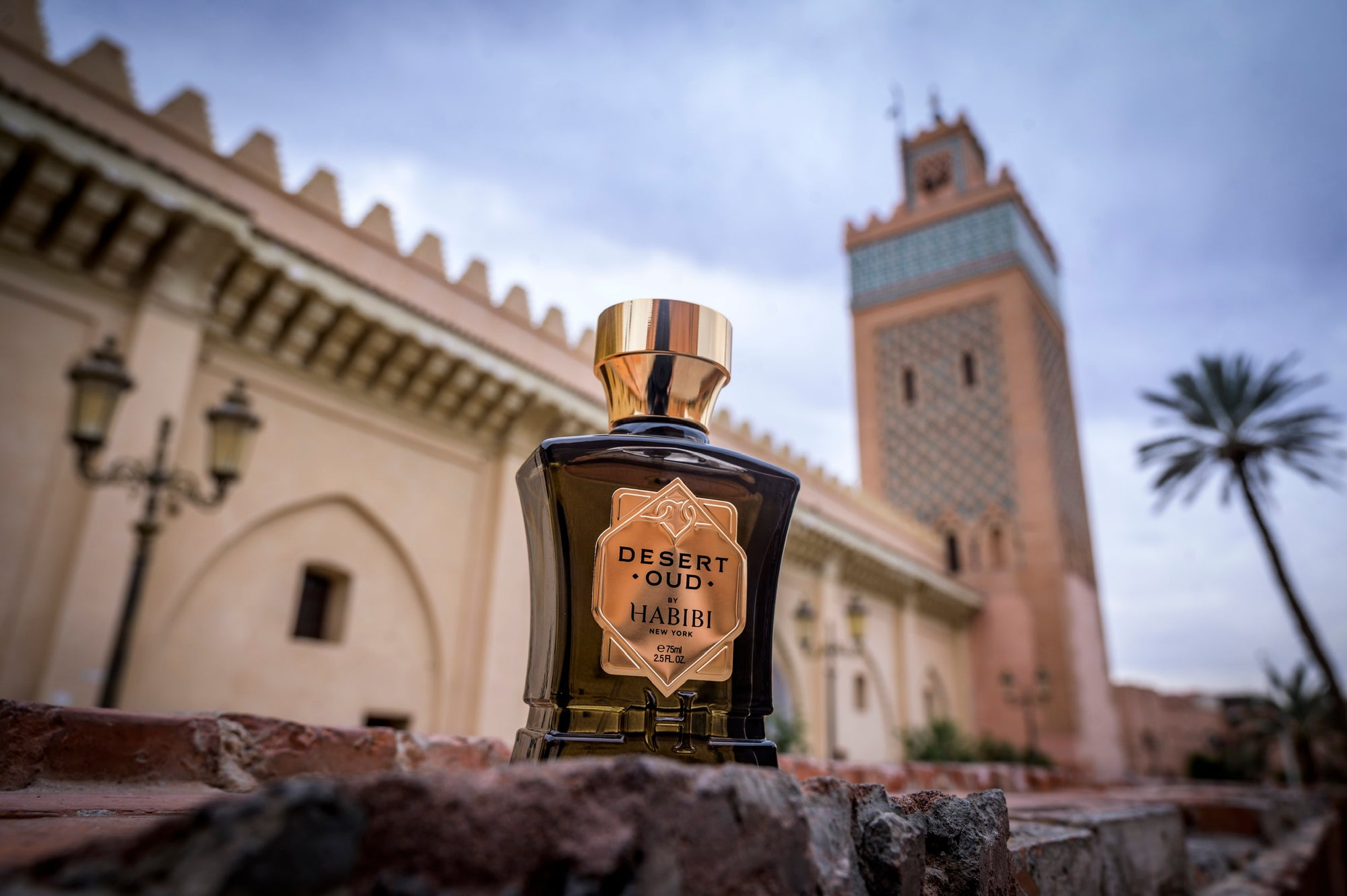 Desert Oud is Habibi's oud cologne targeted towards men of all ages but suitable for any fan of rich woody notes, spices, tobacco, and subtle fruit and green notes.