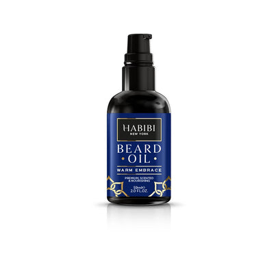 HABIBI® Warm Embrace | Beard Oil 2.0 fl. oz.