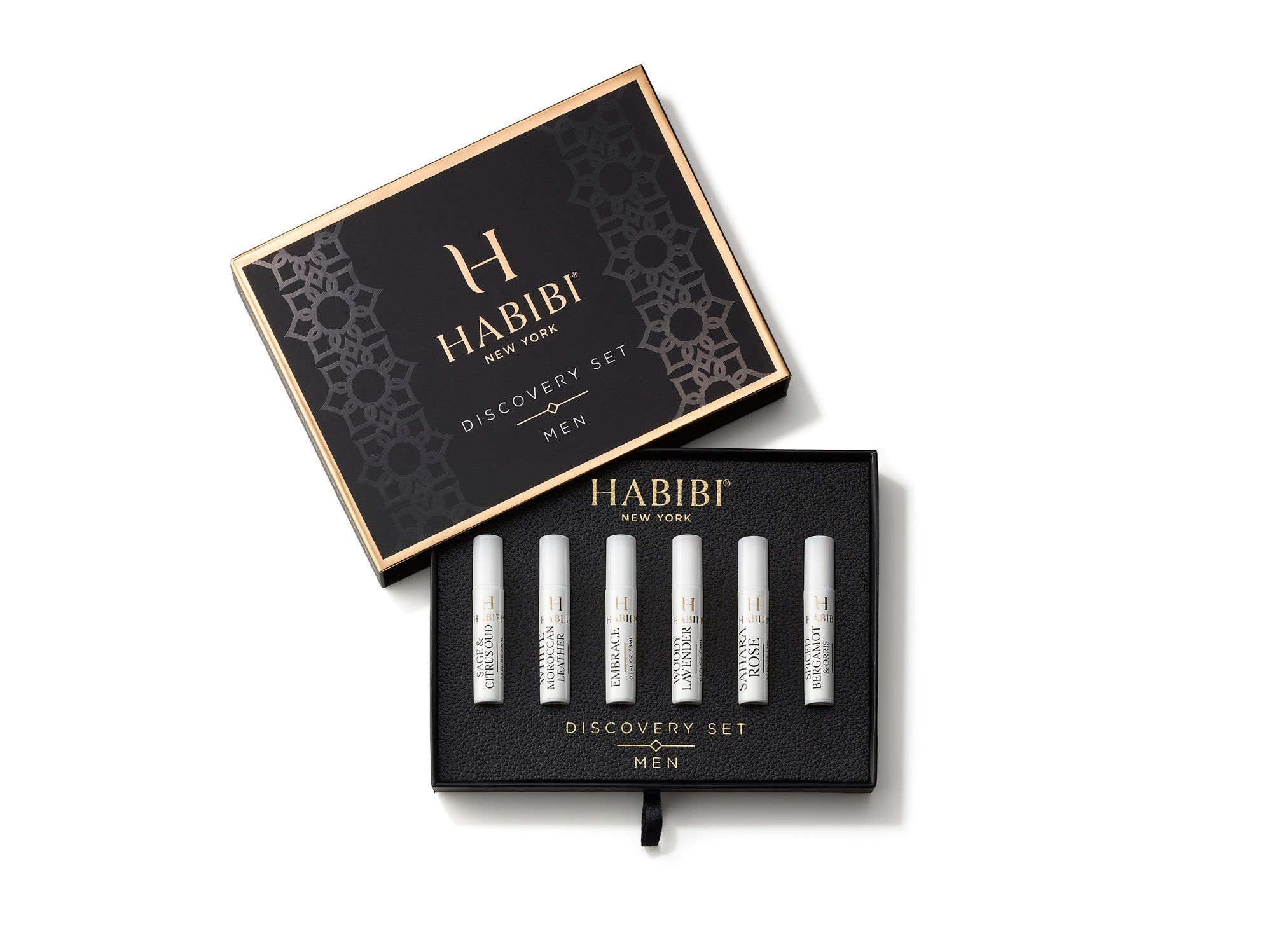 HABIBI® Deluxe Men's Discovery Sample Set