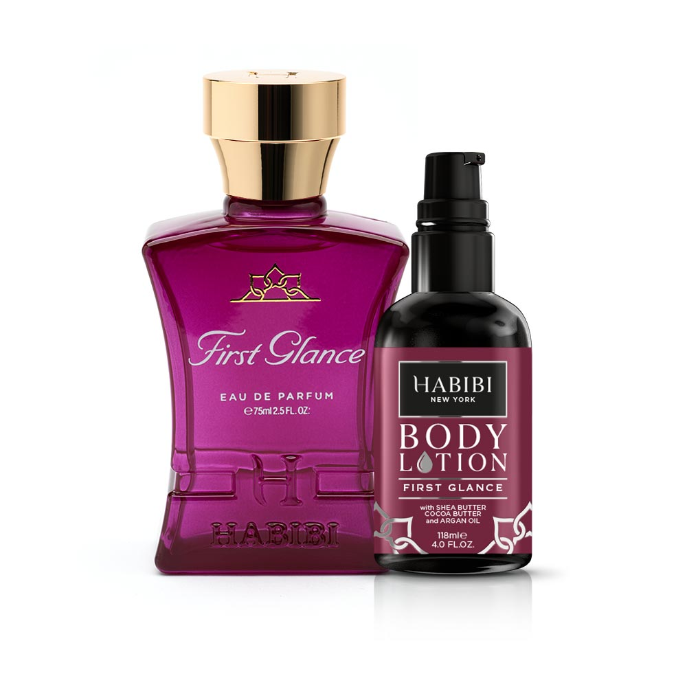 HABIBI® First Glance Parfum & Body Lotion | For Her