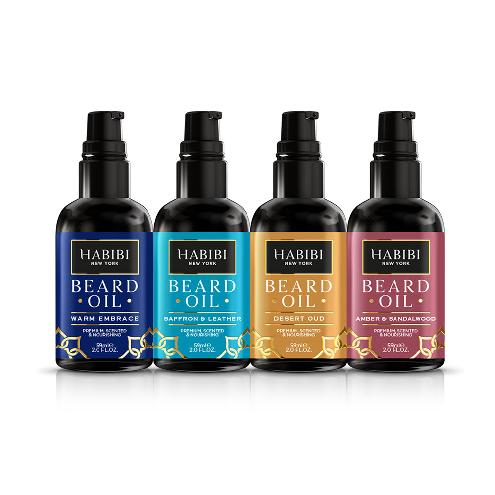 HABIBI® Beard Oil Set | For Him