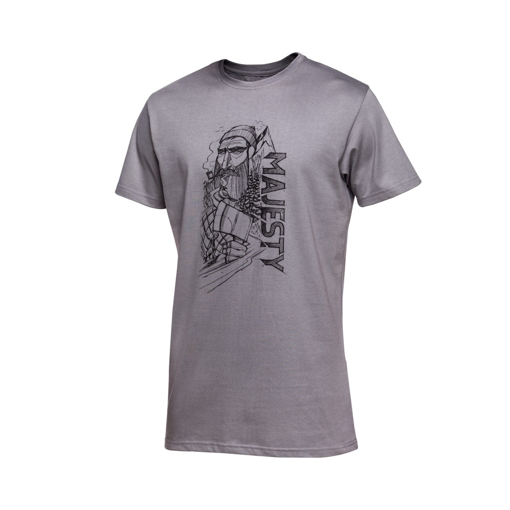 Majesty T-shirt - Lumberjack - Majesty Skis | USA